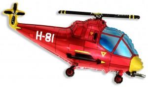 39 вертолет красный