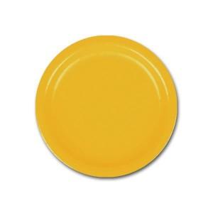 тарелка yellow желт17см8штА