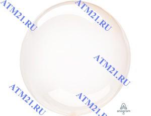 18/45  Кристалл Orange BUBBLE Пузырь воздушный шар 1шт