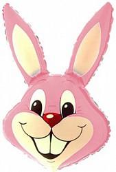 40 кролик розовый