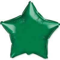 18''звезда зеленая фм