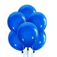 10/25см  Пастель Blue 10 Воздушный шар 1шт