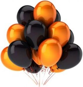 10/25 см  Пастель Orange 04 Воздушный шар 1шт