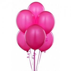 12/30см фуксия 07 Fuchsia Пастель воздушный шар 1шт