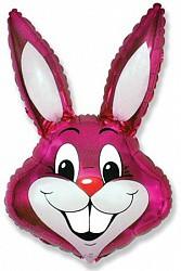 40 кролик малиновый(===L)