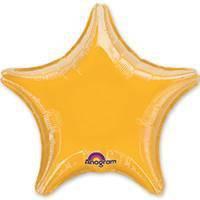 19'' звезда золото