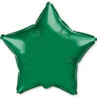 32'' звезда зеленая