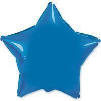 звезда синяя 32