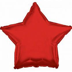 18''звезда красная дб