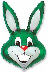 40 кролик зеленый