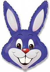 40 заяц фиолетовый