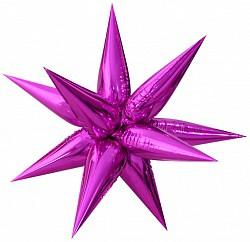 26 звезда составная фуксия