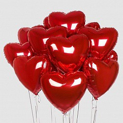 18 сердце красное акура