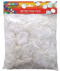 лепестки роз белый 30гр