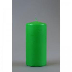 свеча пеньковая 60х125 зеленая