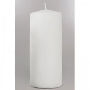 свеча пеньковая 70х170 белая
