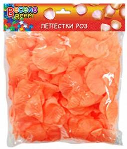 лепестки роз апельсиновый 30гр