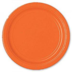 тарелка оранж 17см